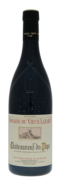 Lazaret Chateauneuf du Pape Rouge